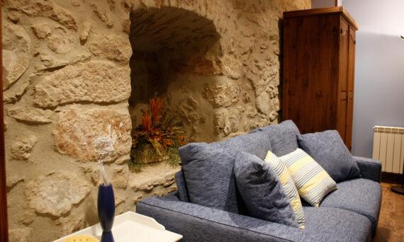 Salón apartamento Ibaya